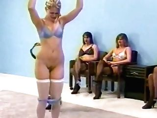 Female Dom Whipping In Undergarments (boulder-holder And Fullback...