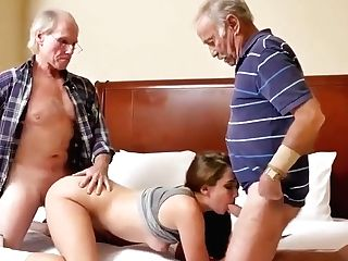 Kayden Dt And Oral Pleasure And Matures Tugjob Guzzle And Antique
