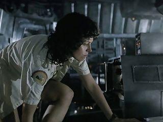 Sigourney Weaver - ''alien''