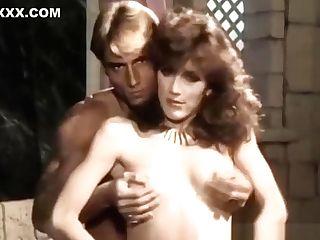 Sexy Lady Fucks Hard In Retro Pornography