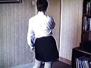 Never Let Me Down Antique Big Tits College Girl De-robe Dance